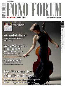 Fono Forum Uxia Martinez Botana