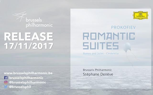 CD Release with Deutsche Grammophon
